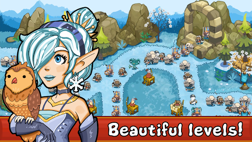Tower Defense Kingdom: Advance Realm screenshots 2