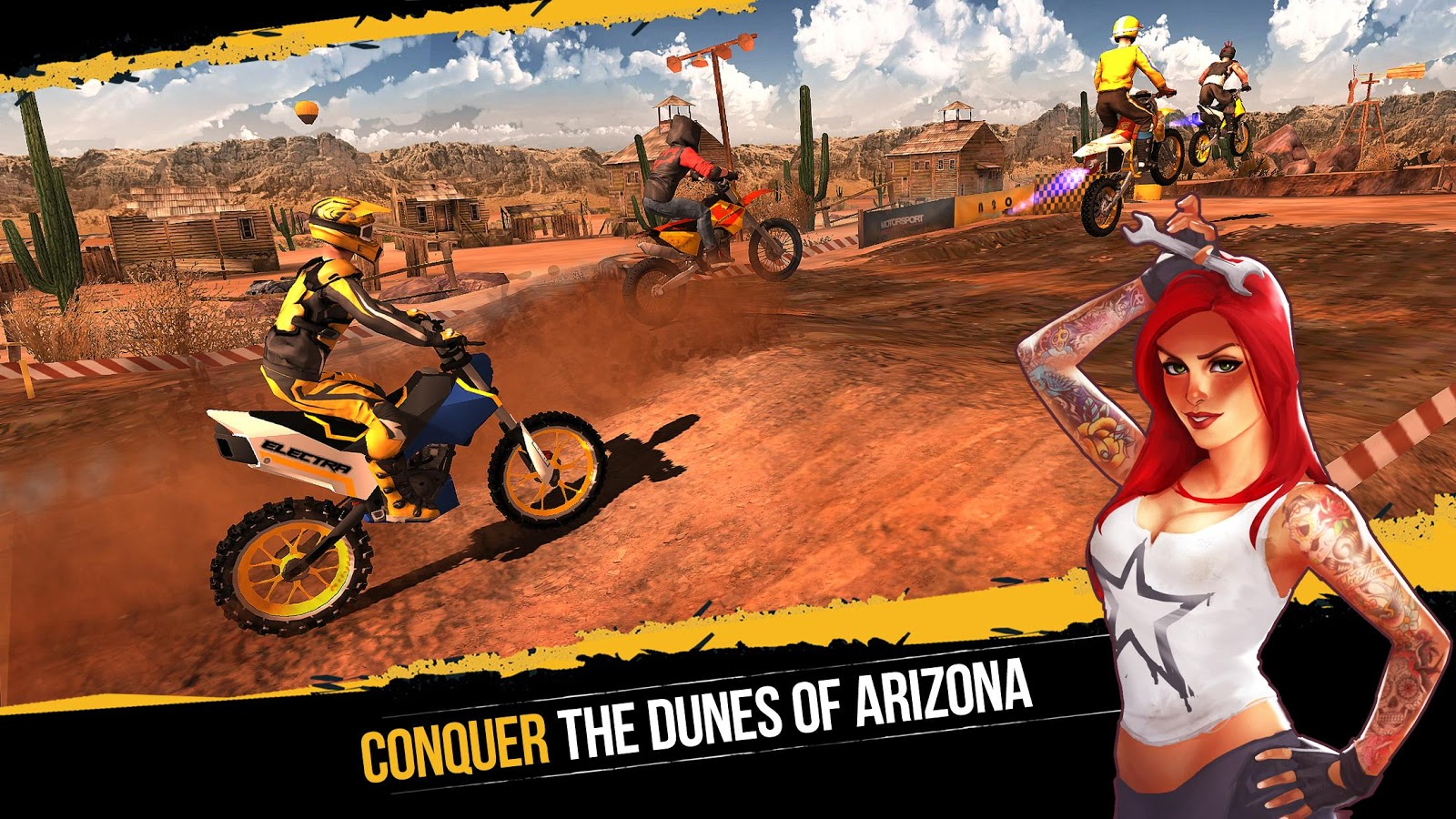 Dirt Xtreme- screenshot