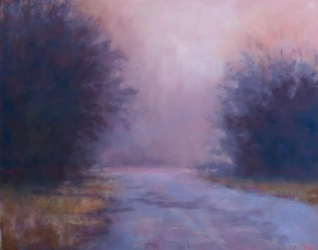 Pastel by Michelle Spencer