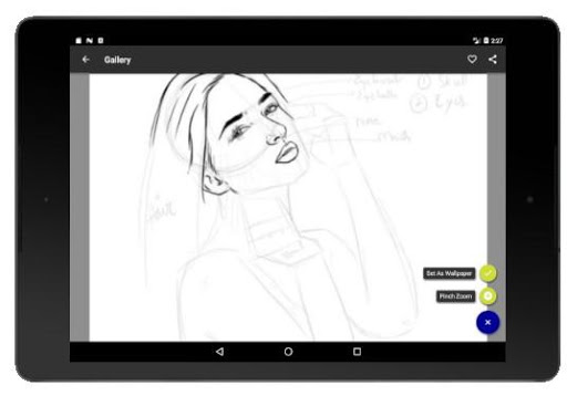 Face Drawing Step by Step 1.3.0 screenshots 7
