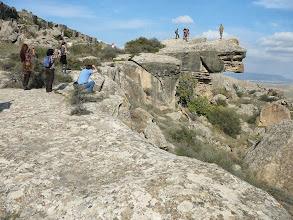 Photo: Gobusztáni plató, Azerbajdzsán UNESCO, ősemberek földje, Azerbajdzsán Ősemberek sziklái