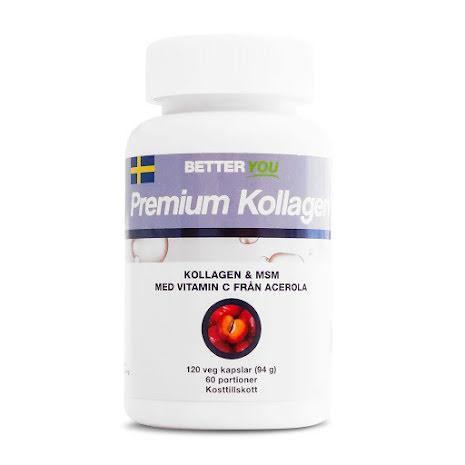 Better You Premium Kollagen 120 kaps