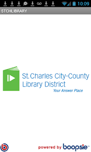 St Charles City-County Library- screenshot thumbnail