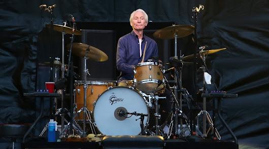 La música llora la muerte de Charlie Watts, batería de los Rolling Stones
