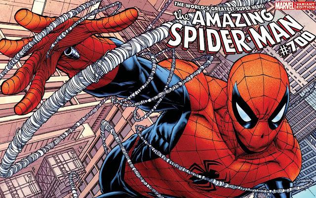 Spider-Man Comics Tab