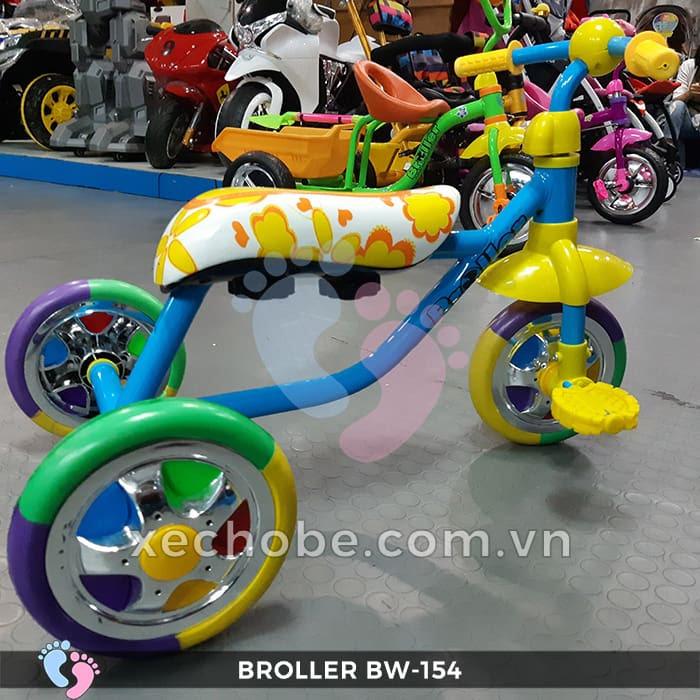 Xe đạp 3 bánh cho bé Broller XD3-154 2