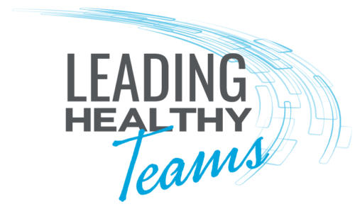 Leading Healthy Teams logo
