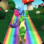 Unicorn Runner Jungle Icon