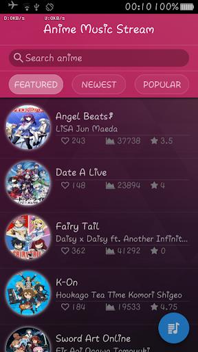 Anisics Stream 2.5.8 screenshots 1