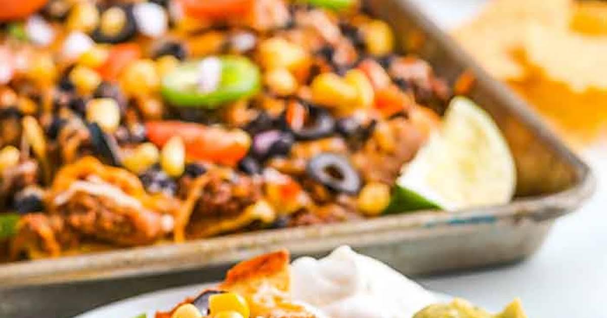 10 Best Nachos with Velveeta Cheese and Ground Beef Recipes | Yummly