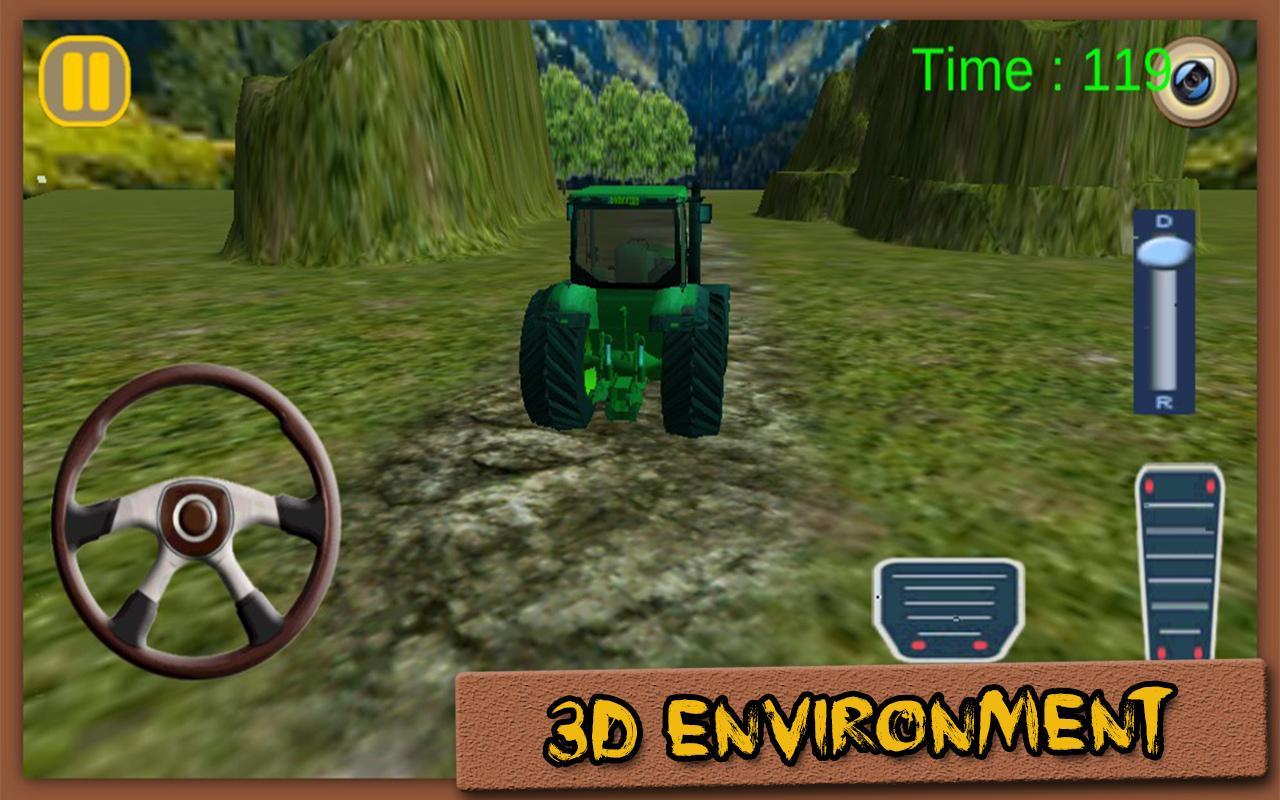 Trattori agricoli gioco di sim - App Android su Google Play