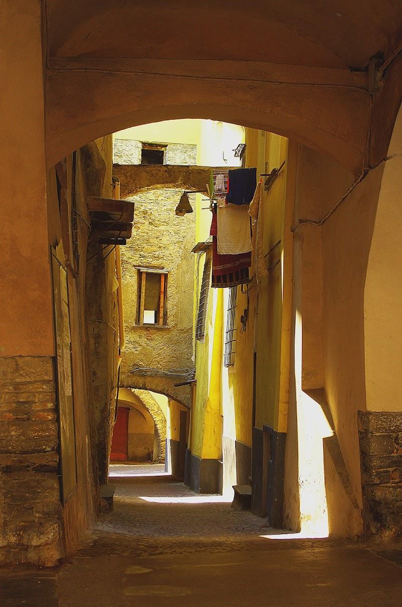 Pieve di Teco... di Giuseppe Loviglio