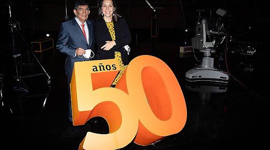 TVE celebra en Almería sus 50 años de presencia en Andalucía