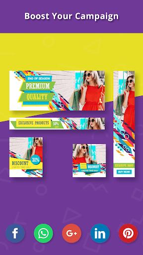Banner Maker, Cover Designer, Thumbnail Creator 15.0 Apk for Android 8