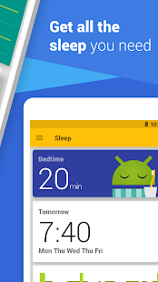 App Sleep as Android: Sleep cycle tracker, smart alarm APK for Windows Phone