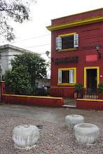 Photo: Marcas de la Memoria (14) Sede del UNTMRA, sindicato metalúrgico. Luis A. de Herrera 3972 (entre Soler y Darwin).