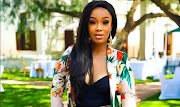 Dineo Langa, nee Moeketsi, is one of the celebs who urged the government to help GBV victims.
