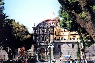 Photo: Puebla, katedra / The cathedral