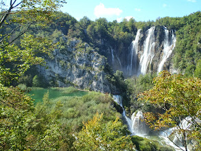 Photo: Plitvice lakes National Park!