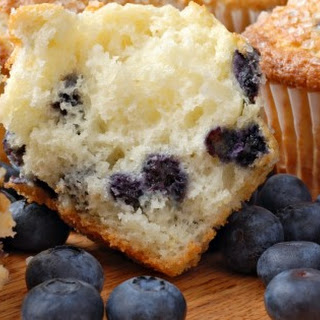 Best Blueberry Muffins.