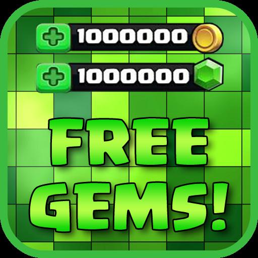 Free Gems For Clash Royale Prank