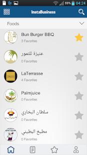 InstaBusiness screenshot