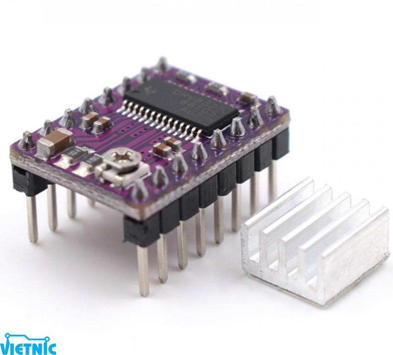 DRV8825 Driver điều khiển động cơ bước máy in 3D