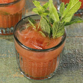 Sparkling Watermelon Citrus Cooler