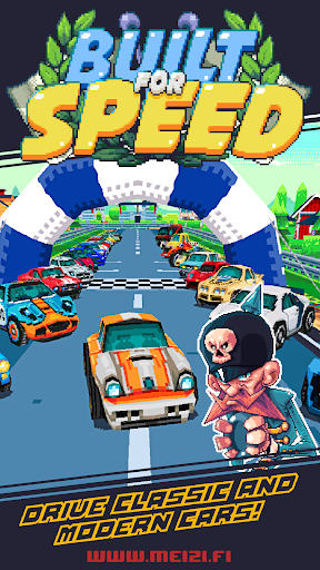 Built For Speed Racing Online