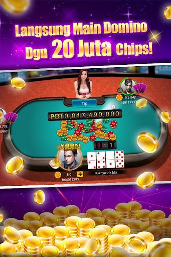Luxy Domino Qiu Qiu (QQ 99)  captures d'écran 1