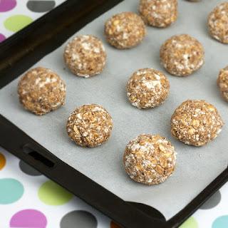 Almond Freezer Protein Balls