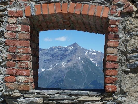 Colle delle finestre di minatango