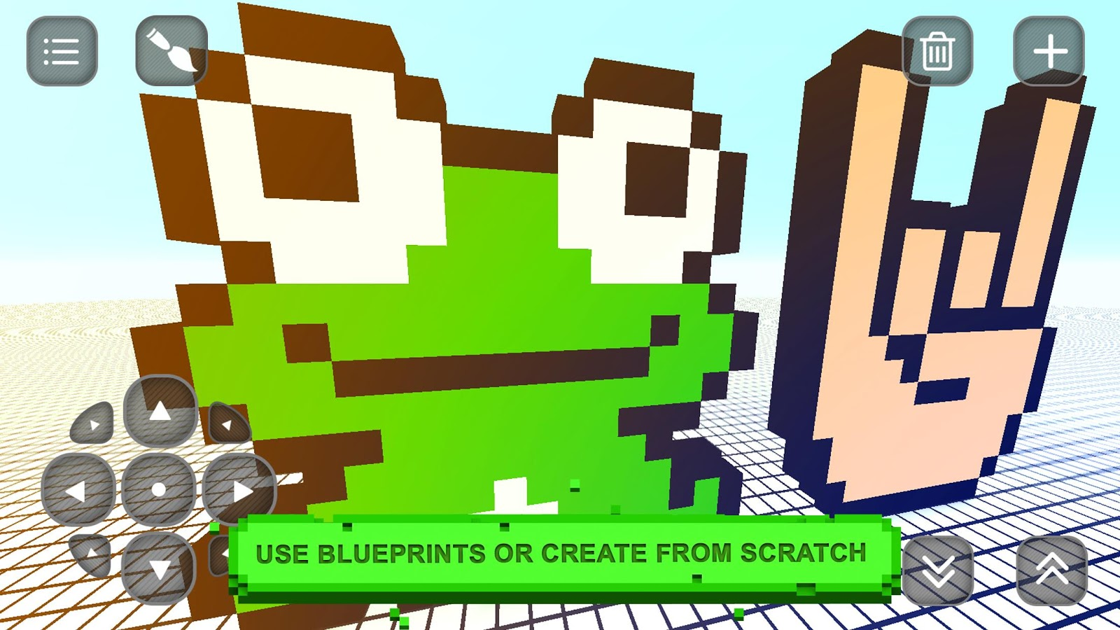 Color Craft 3d Pixel Art Maker Android Apps On Google Play