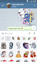 Telegram APK screenshot thumbnail 10