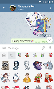 Telegram: miniatura da captura de tela