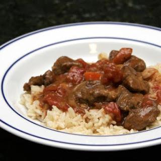 Spiced Lamb Stew