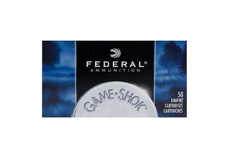 Federal 22lr Game Chok Bird Shot