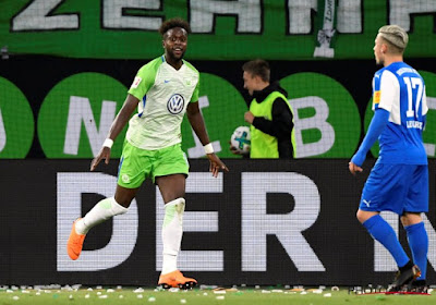 Wolfsbourg, Origi et Casteels assurent tranquillement le maintien en Bundesliga