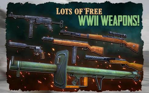 Call of Sniper Pro Apk: World War 2 Sniper Games 4