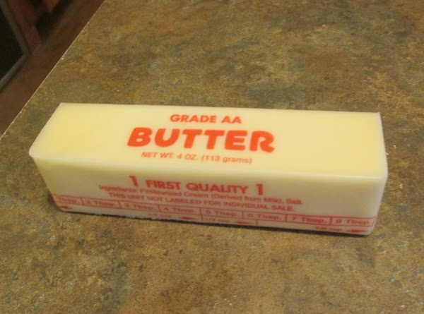 Melt Stick of butter in 9 X ( size pan.