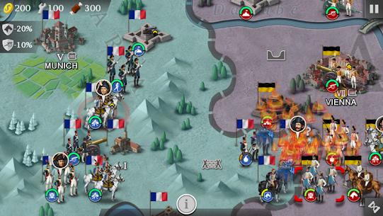 European War 4: Napoleon Mod Apk 1.4.20 3