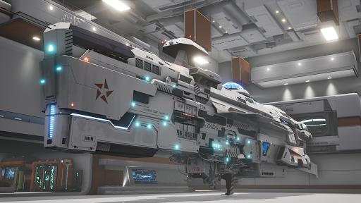 Ark of War - The War of Universe screenshots 1