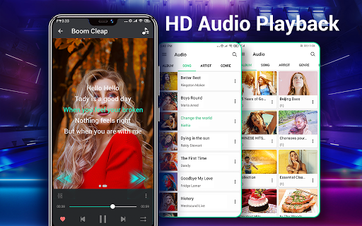 HD Video Player - Media Player All Format 1.8.0 screenshots 16