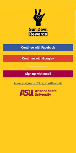 Sun Devil Rewards screenshot 1