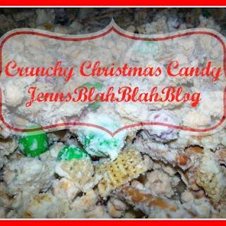 Crunchy Christmas Candy a.k.a. Haystacks