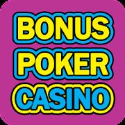Bonus Poker Casino Video Poker