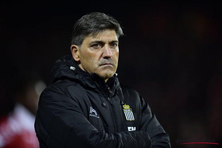 """Le Sporting de Charleroi a un très mauvais bilan à l'extérieur: """"Une seule victoire à l'extérieur, ce n'est pas assez"""""""
