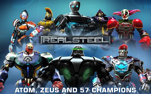 Real Steel Screenshot 13