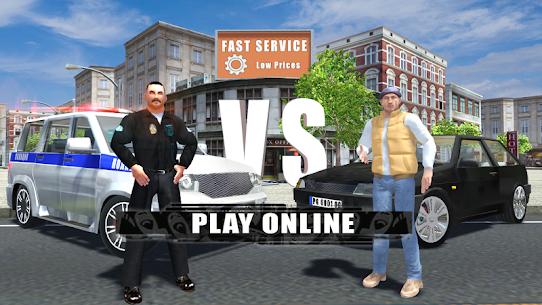 Police VS Gangsters 1
