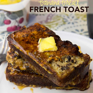 Paleo Banana Bread French Toast Recipe
